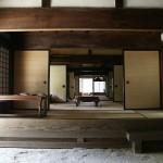江戸中期建築のお座敷