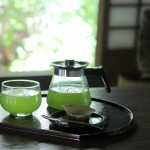 You can also choose the cold matcha tea set.