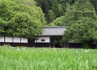 庄屋屋敷 加茂荘