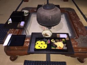 ①食と農(庄屋料理)